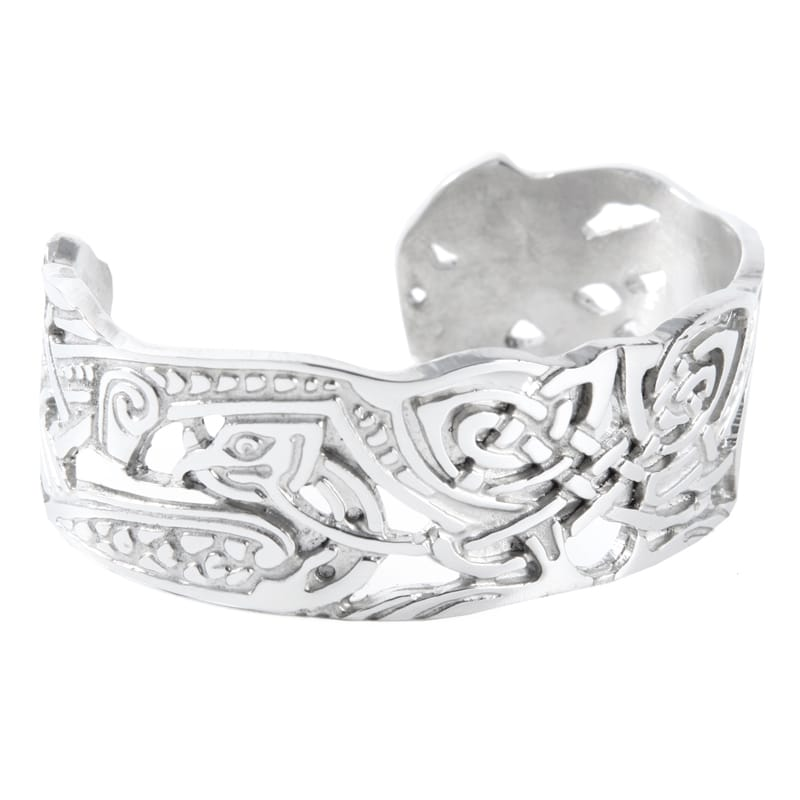 Pewter bangle B3